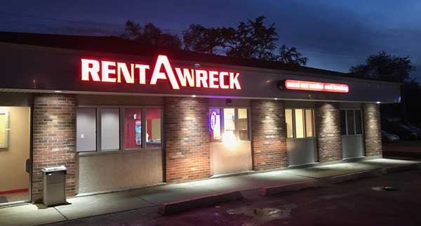 Car Rental Burbank Airport: Rent-A-Wreck Of Burbank Serving The Midway Airport