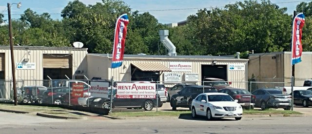 Cheap Car Lots >> Rent A Wreck Of Fort Worth Rent A Wreck